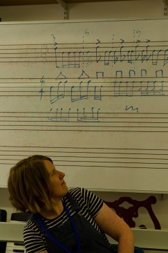 A tutor looks at complex rhythms on boards