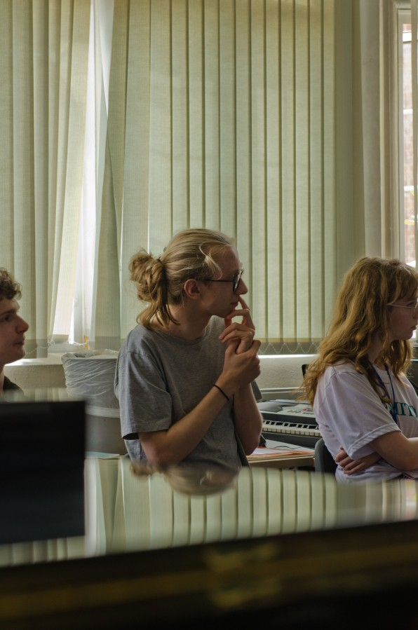 young composers watching