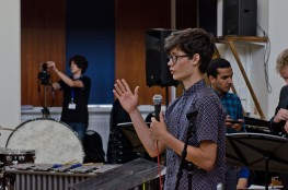 a young composer explains their work
